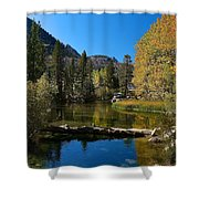 Eastern Sierras 13 Shower Curtain