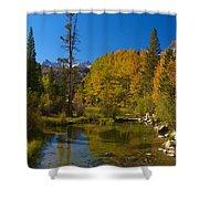 Eastern Sierras 16 Shower Curtain