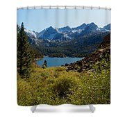 Eastern Sierras 22 Shower Curtain