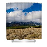 Eastern Sierras 24 Shower Curtain