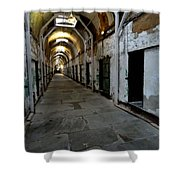 Eastern State Penitentiary 1 Shower Curtain