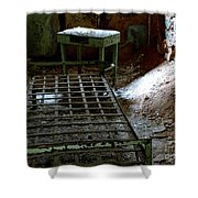 Eastern State Penitentiary 11 Shower Curtain
