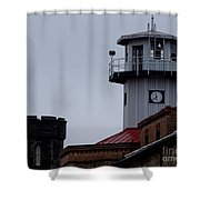 Eastern State Penitentiary 12 Shower Curtain