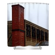 Eastern State Penitentiary 13 Shower Curtain