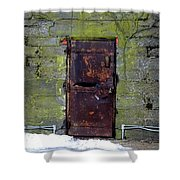 Eastern State Penitentiary 4 Shower Curtain