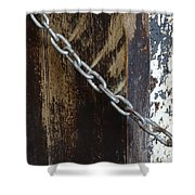 Eastern State Penitentiary 5 Shower Curtain