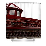 Eastern State Penitentiary 7 Shower Curtain