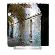 Eastern State Penitentiary 8 Shower Curtain