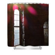 Eastern State Penitentiary 9 Shower Curtain