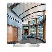 Eastman School Of Music Front Hall Shower Curtain