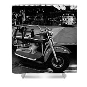 Easy Riders Shower Curtain