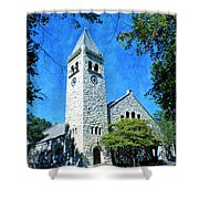 Eaton Chapel Shower Curtain
