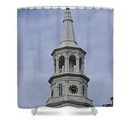 Ecclesiastical Law Shower Curtain