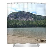 Echo Lake Shower Curtain