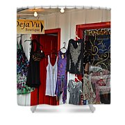 Eclectic Boutique Shower Curtain