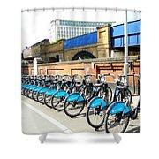 Ecological Transport Shower Curtain