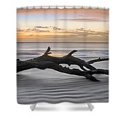 Ecstacy Shower Curtain by Debra and Dave Vanderlaan
