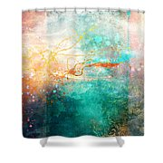 Ecstatic Shower Curtain