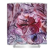 Eden Afloat Shower Curtain