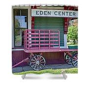 Eden Center Depot 1943 Shower Curtain