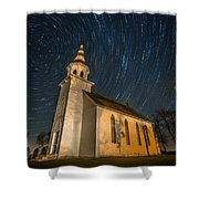 Eden Trails Shower Curtain