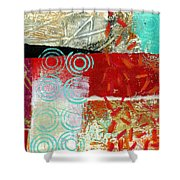 Edge 50 Shower Curtain