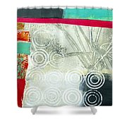 Edge 51 Shower Curtain