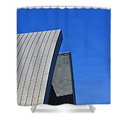 Edge Of Heaven - Architectural Photography By Sharon Cummings Shower Curtain