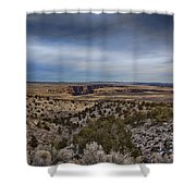 Edges Of The Grand Canyon Shower Curtain