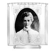 Edith Cavell (1865-1915) Shower Curtain