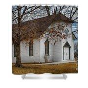 Edmonds Chapel 1891 Shower Curtain