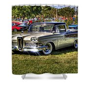 Edsel Ranchero Shower Curtain