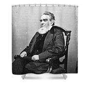 Edward Bates (1793-1869) Shower Curtain