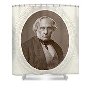 Edward Shepherd Creasy (1812-1878) Shower Curtain
