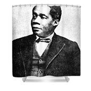 Edward Wilmot Blyden (1832-1912) Shower Curtain