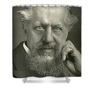 Edwin Arnold (1832-1904) Shower Curtain