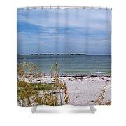 Egmont Key Shower Curtain
