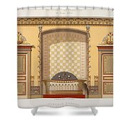 Egyptian Interior , From Interior Shower Curtain