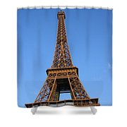 Eiffel Tower 2005 Ville Candidate Shower Curtain
