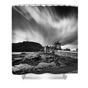Eilean Donan Castle 2 Shower Curtain