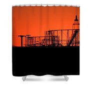 El Bandido Shower Curtain