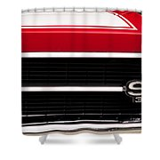 El Camino 07 Shower Curtain