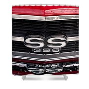 El Camino 08 Shower Curtain
