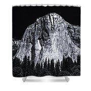 El Capitan Shower Curtain