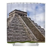 El Castillo Shower Curtain