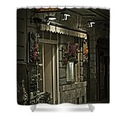 El Cucurucho - Madrid Shower Curtain