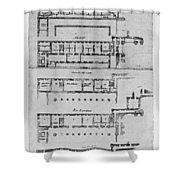 El Escorial: Apartments Shower Curtain