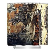 El Morro Arch Shower Curtain