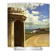 El Morro Shower Curtain