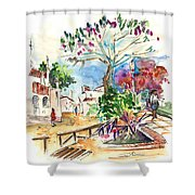 El Rocio 07 Shower Curtain